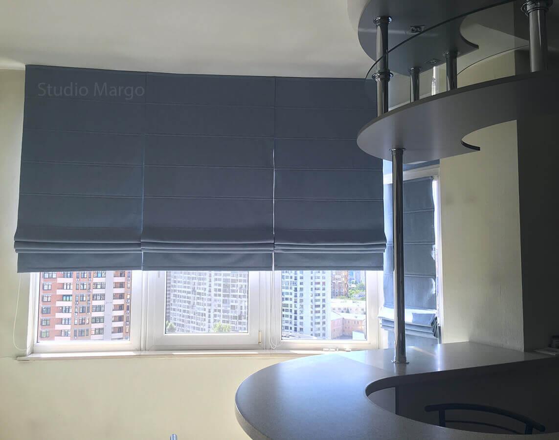 сшить шторы на кухню в Киеве